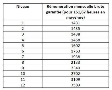 SLF : Syndicat de la librairie française   Information relative aux salaires 2013 dans la branche Librairie   Salaire     Informations sur les Librairies   Scoop.it