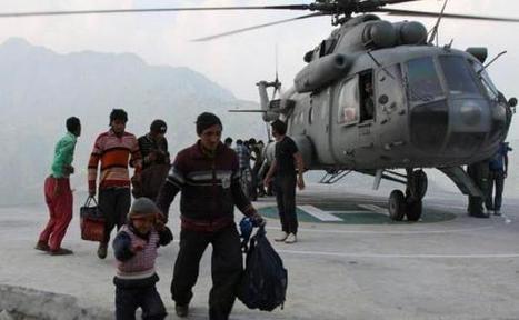 Mousson en Inde: près de 600 morts, course contre la montre | Les Informations sur la voie de notre monde. | Scoop.it