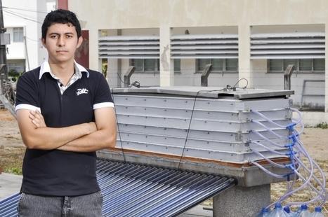 Retalhos de Quixadá: Cearense desenvolve equipamento de combate à escassez de água...Vale a pena ler. | Coentrepreneuship | Scoop.it