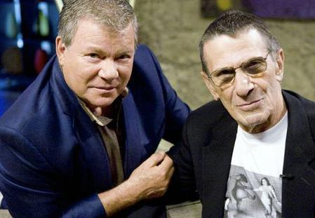 TrekWeb.com - Leonard Nimoy Hints at the Possibility of Returning as Spock Prime in Star Trek XII | The Matteo Rossini Post | Scoop.it