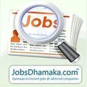 jobsdhamaka -  Getaway of jobs   jobsdhamaka - Find latest jobs and vacancies   Scoop.it