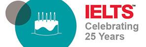IELTS celebrates 25 years! | IELTS monitor | Scoop.it