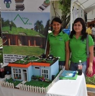NOTITUX: Presentan proyecto de casa con azoteas verdes y humedal | Cultivos Hidropónicos | Scoop.it