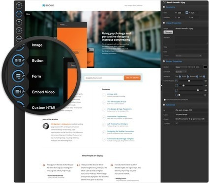 Landing Pages: Create, Publish and A/B Test Without I.T. | Startup software | Scoop.it