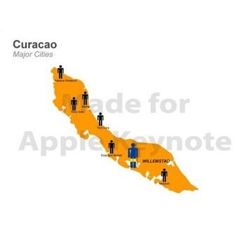 Curacao Map - Apple Keynote Presentation | MAPS  Ideas, Examples, Resources | Scoop.it
