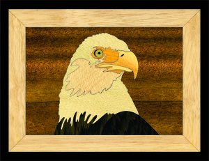 The MarqART Wood Designs Unique Bald Eagle Creation | Buy Handmade Wooden Jewelry Boxes | Scoop.it