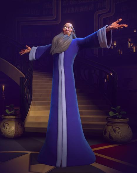 Interactive storytelling to be focus of Disney Interactive's D23 presentation - Behind The Thrills (blog) | Digital Storytelling | Scoop.it