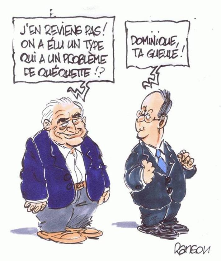 François Hollande opéré de la prostate en 2011 | Baie d'humour | Scoop.it