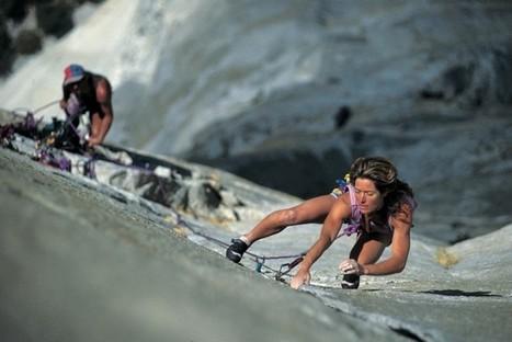 Interview with Rock Climbing Legend Lynn Hill | Womens Movement | rock climbing | Scoop.it