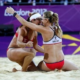 May-Treanor, Walsh win beach volleyball gold   Misty May Treanor   Scoop.it