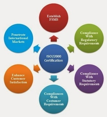 Requirements of Food Safety Management System for any Organization in the Food Chai | Food Safety Management System 22000 | Scoop.it