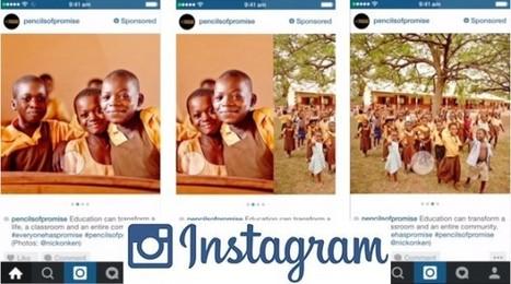Instagram e lo storytelling sponsorizzato: arrivano i Carousel Ads - Ninja Marketing | Scoop Social Network | Scoop.it