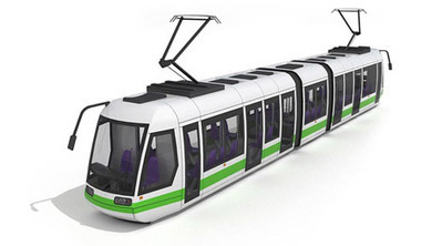 Tramway en 3D | 3D Library | Scoop.it