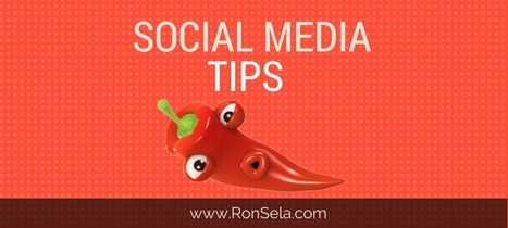 10 Sure-Fire Social Media Tips That Work | Social Media Strategy | Scoop.it