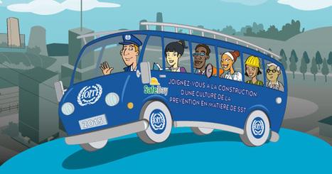 Montez dans le bus! Journée Mondiale de la Sécurité et Santé au Travail I OIT | Entretiens Professionnels | Scoop.it