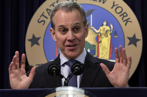 Occupy Albany: New York's far-left attorney general | Liberal Political thoughts | Scoop.it