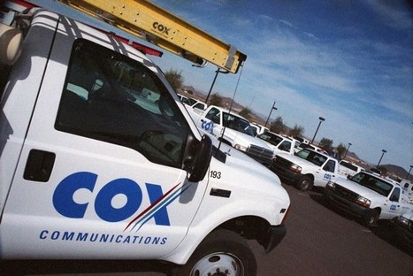 Cox opens the gates to the country's largest Wi-Fi hotspot network | leapmind | Scoop.it