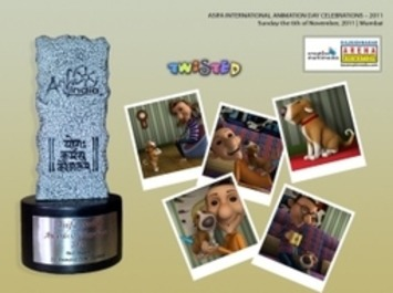 'Twisted' its way through competition to capture the 'Best 3D Animation | Machinimania | Scoop.it
