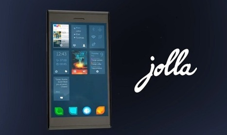 Ecell Technology News: The Spirit of Nokia is Reincarnated in the Jolla Smartphone | Tech Travels | Scoop.it