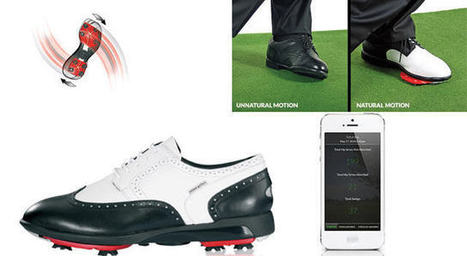 The Turning Shoe eDrive plus: first ever smart shoe | Stock News Desk | Scoop.it