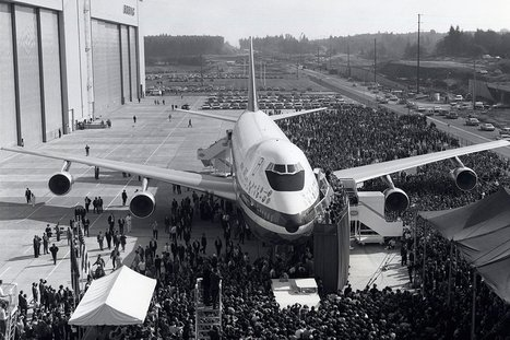 After 50 Years, Boeing Plans to Terminate Its Masterpiece, the 747 | Aviation & Airliners | Scoop.it