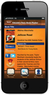 Teen Book Finder App | Connect, Collaborate, Contribute | innovative libraries | Scoop.it