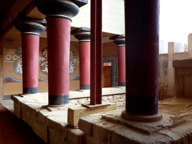 British School at Athens: Virtual Tour of Knossos | Crete. Mycenae & Homer | Scoop.it