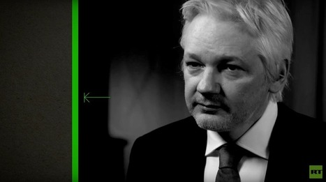 Assange: WikiLeaks did not receive Clinton emails from Russian govt (JOHN PILGER EXCLUSIVE) | Saif al Islam | Scoop.it