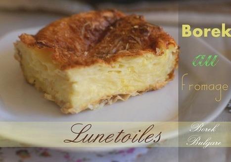 borek au fromage / borek bulgare | gateaux algeriens 2015 | Scoop.it