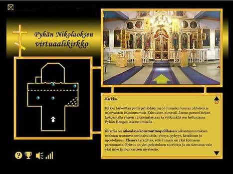 Käy ortodoksisessa kirkossa - ensin vaikka virtuaalisesti | Ortodoksi.net - Uutiset | Navigate | Scoop.it