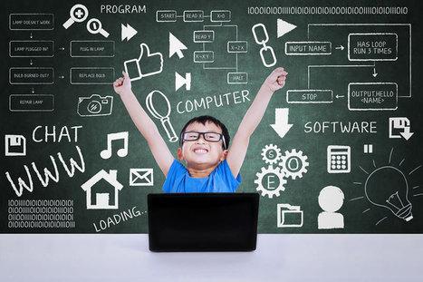 Programación para niños, recursos para enseñar programación | A New Society, a new education! | Scoop.it