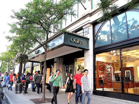 Combined Ogilvy/Holt Renfrew to be one of North America's largest luxury department stores | Commercial Real Estate News | Scoop.it