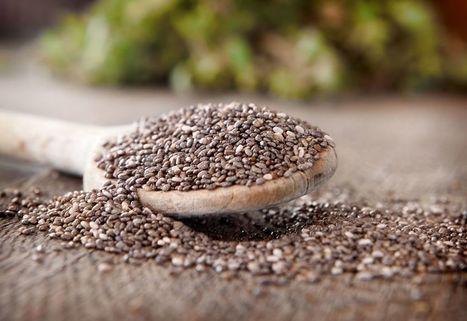 5 bonnes raisons de découvrir les graines de chia | Curiosités planétaires | Scoop.it