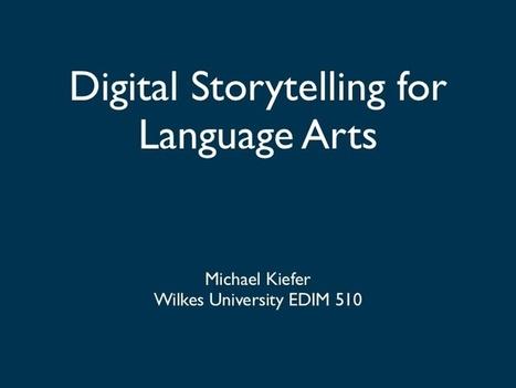 Digital storytelling slideshow | Ngoding | Digital Storytelling | Scoop.it