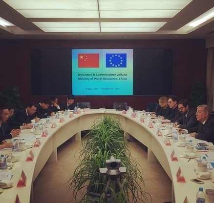 Opening Ceremony of the 2016 China International Circular Economy Exhibition - European Commission - European Commission   Marine Litter Updates   Scoop.it