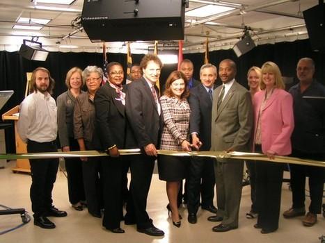 College of Southern Maryland Opens New TV Studio - Baynet.com | Community Media | Scoop.it