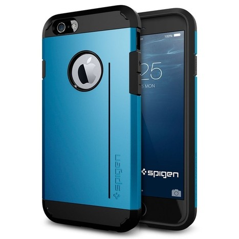 Capa Iphone 6 /6s Spigen Tough Armor   Property Management, Real Estate   Scoop.it