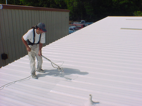 Sonia Foam Industry: The Benefits of using Roof Coating in Atlanta | King's Cool Roof Coating | Scoop.it