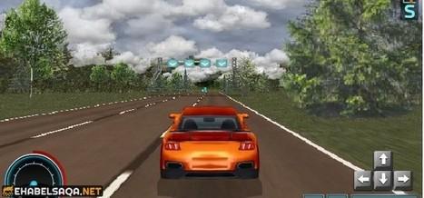 العاب سيارات لعبة السيارة الخارقة 2015 - مدونة ايهاب   Games Flash   Scoop.it