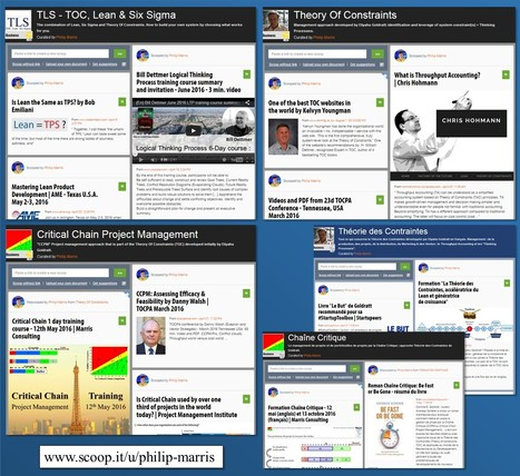 5 similar permanent news website curated by Philip Marris | Critical Chain Project Management | Scoop.it