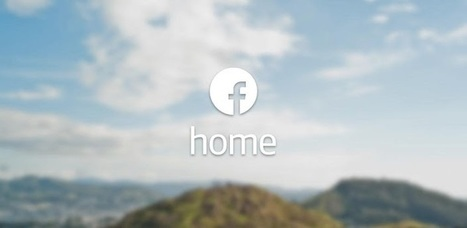 Facebook Home - Applications Android sur GooglePlay | Application pour Tablettes Android | Scoop.it