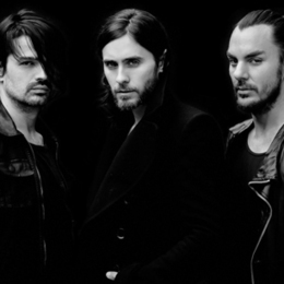 Thirty Seconds to Mars and Dita Von Teese Tease 'Up in the Air' | Around the Music world | Scoop.it