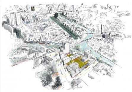 Rennes inaugure un nouveau genre de consultation d'architectes | revue de johane | Scoop.it