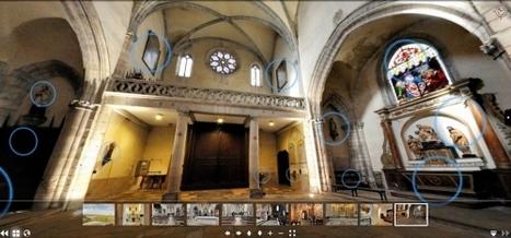 Des visites virtuelles à 360°pour Villefranche-de-Rouergue | L'info tourisme en Aveyron | Scoop.it