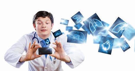 Les caméras plutôt que les objets connectés pour un diagnostic sans contact? | Mercadoc | Scoop.it