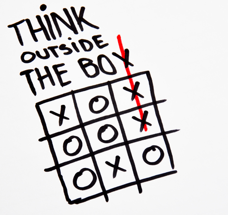 Thinking Outside the Old Box With NLP | The Ethos of Neuro-Linguistic-Programming | Scoop.it