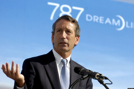 Mark Sanford Complains About His 'Rough Week' | Gov&Law-Jack T. Nelson | Scoop.it
