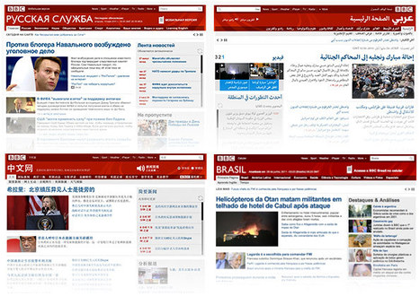 User Experience and the Design of News at BBC World Service ... | Expertiential Design | Scoop.it