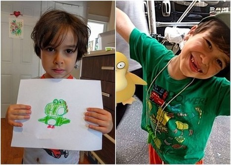 6歲自閉兒玩Pokémon GO變了...媽媽激動po文淚謝任天堂 | ETtoday 東森新聞雲 | 非比的天空 | Scoop.it