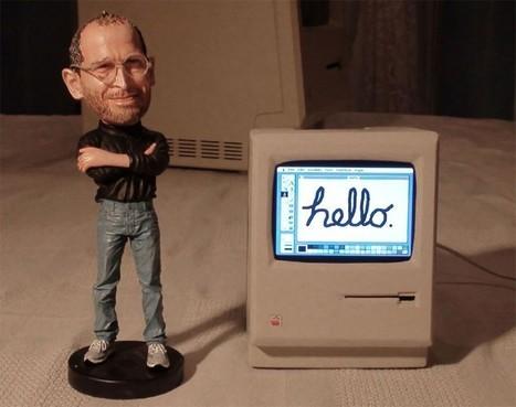 Desarrollador usa Raspberry Pi para crear una mini Macintosh de 1984 | Big and Open Data, FabLab, Internet of things | Scoop.it